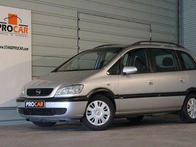usado Opel Zafira 1.6 Confort- GPL