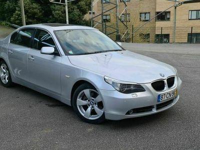 usado BMW 525 DA Sport GPS Teto Abrir
