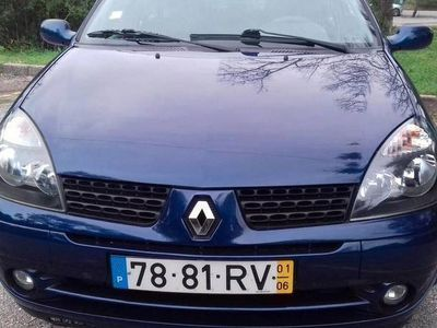 usado Renault Clio 1.2)com116mil