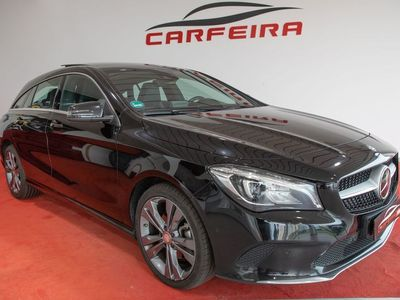 usado Mercedes CLA220 URBAN PANORAMICA AUTOMATICA CAMERA