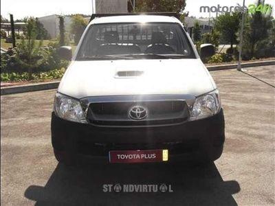 usado Toyota HiLux 2.5 D-4D 2WD CD