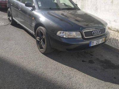 brugt Audi A4 1.8 125cv