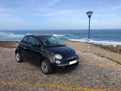usado Fiat 500C Cabrio 1.3 Lounge