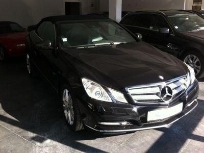 usado Mercedes E250 CDI CABRIO