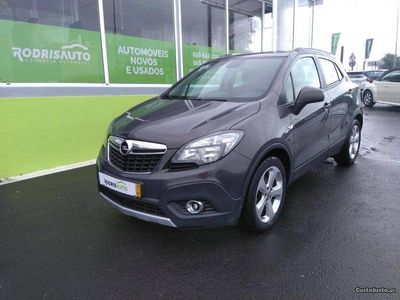 usado Opel Mokka 1.7 CDTI 130CV