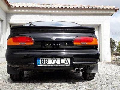 usado Nissan 100 NX 100 NX