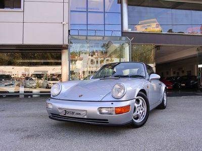 brugt Porsche 911 Carrera Cabriolet 964
