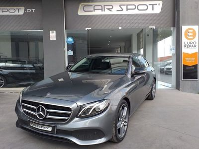 usado Mercedes E220 Avantgarde 9G-TRONIC