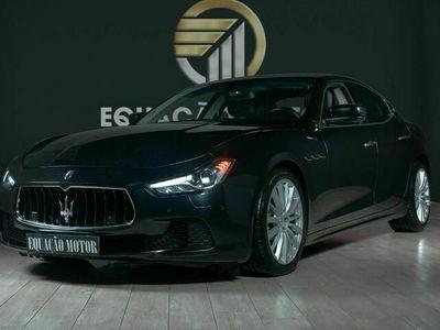 usado Maserati Ghibli 3.0D