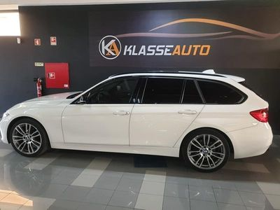 usado BMW 318 d Touring ED Line Sport Auto