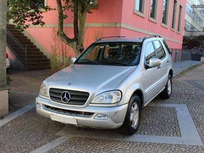 usado Mercedes ML270 Cdi Avantgarde