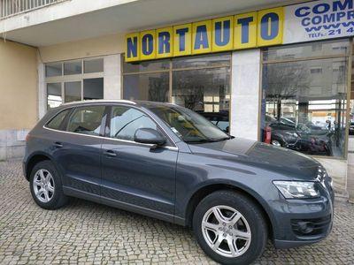 brugt Audi Q5 2.0 sport S-tronic Nacional
