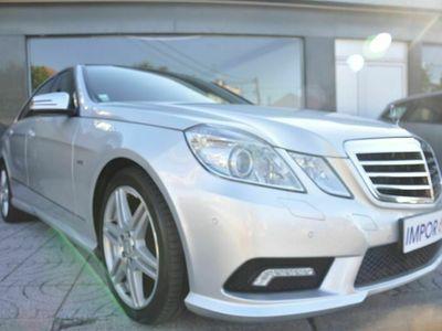usado Mercedes E250 AMG TETO PANORA SIS SON