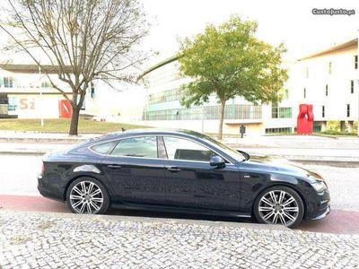 usado Audi A7 3.0 tdi 313cv