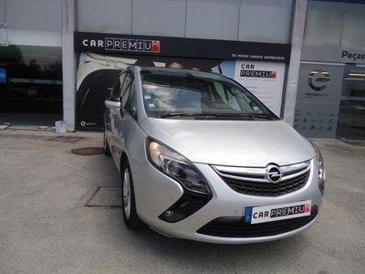 brugt Opel Zafira Zafira