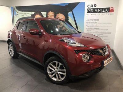 usado Nissan Juke 1.2 DIG-T Acenta