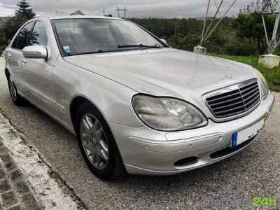 usado Mercedes S320 ClasseCDi
