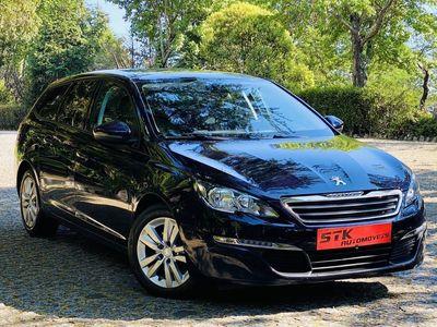 usado Peugeot 308 SW 1.6Hdi Business 120cv