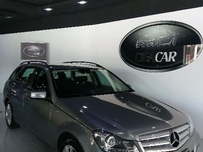 usado Mercedes C200 CDi Avantgarde BlueEfficienc