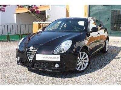 used Alfa Romeo Giulietta 1.6 JTDm Distinctive (105cv) (5p)