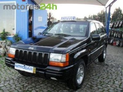 usado Jeep Grand Cherokee LIMITED 2.5 TDI - NITROCAR -