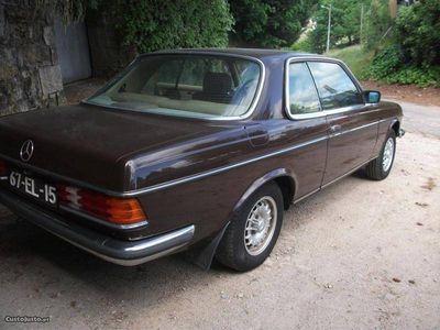 usado Mercedes 230 CE - 81