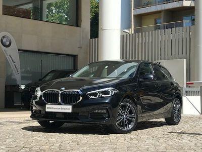 usado BMW 116 Serie 1 d Line Sport Auto 2020