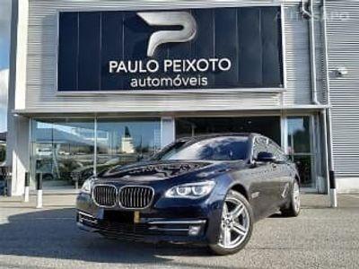 usado BMW 740 Série 7 d (313cv) (4p)