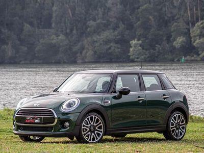 usado Mini Cooper D Auto