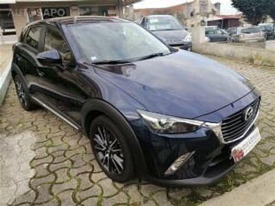 usado Mazda CX-3 1.5 SKY-D 4X2 Excellence Navi (105cv) (5p)