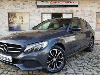usado Mercedes C200 ClasseBlueTEC Avantgarde (136cv) (5p)
