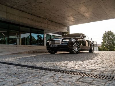 usado Rolls Royce Wraith ---