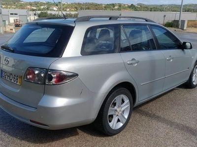 usado Mazda 6 SW MZR-CD 2.0 Comfort (140cv) (5p)