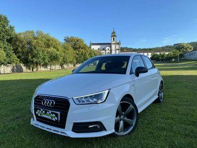 usado Audi A1 Sportback 1.0 TFSI S-Line