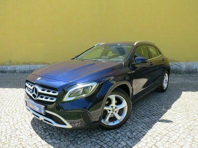 usado Mercedes GLA180 d BLUE CAVANSITE