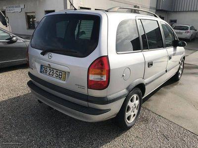 usado Opel Zafira 2.0 dti 7 lugares
