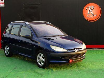 usado Peugeot 206 SW 1.4HDi