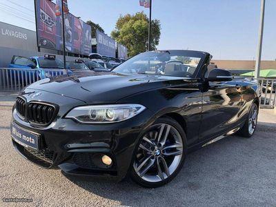 usado BMW 220 D Cabrio PACK M