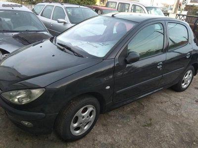 usado Peugeot 206 1.4 HDI XS