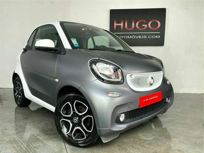 usado Smart ForTwo Coupé 0.9 PASSION 90 cv AUTOMATICO