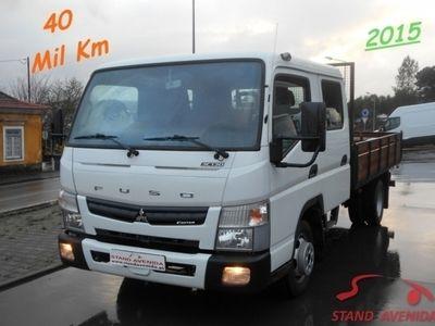 brugt Mitsubishi Canter Fuso3C13D CAB/DUPLA