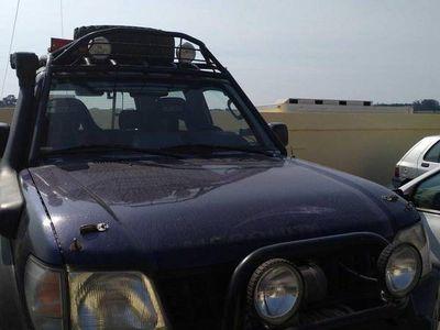 gebraucht Toyota Land Cruiser kzj90 - 97