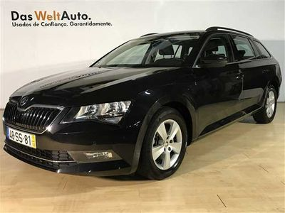used Skoda Superb Combi Ambition
