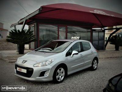 usado Peugeot 308 1.6 HDi Premium