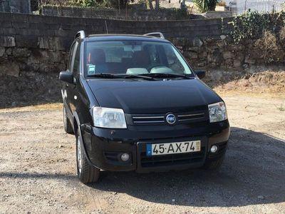 usado Fiat Panda 4x4 1.2