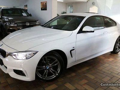 used BMW 420 D COUPÉ PACK M