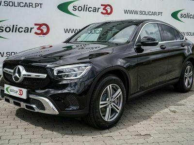usado Mercedes GLC300 DE Coupé 4 Matic Diesel/Electrico Cx. Aut. 9 Vel.(320 CV)