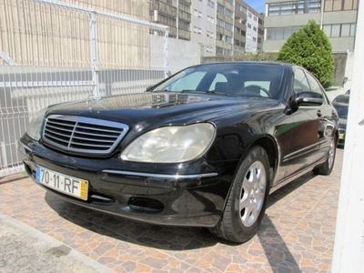 usado Mercedes S320 Classe SNACIONAL 1 DONO 224 CV