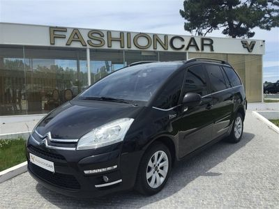 usado Citroën C4 Picasso G. 1.6 HDi Business Pack CMP6 (110cv) (5p)