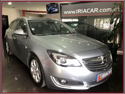 usado Opel Insignia Sports Tourer 2.0 CDTI Executive S/S